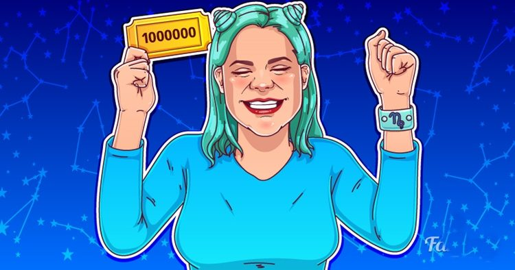 Гороскоп чтобы выигрывать в лотерею