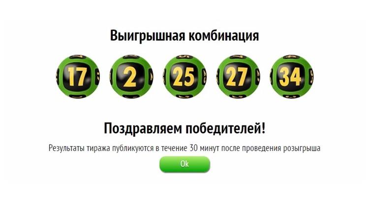 Как найти выигрышные комбинации в лотерею